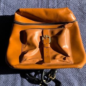 Cognac Backpack